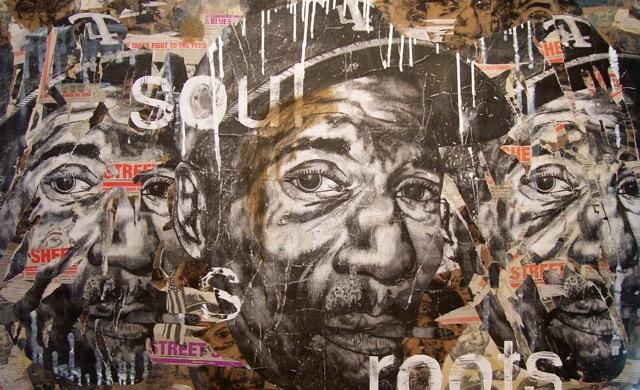 art blog - Hugh Leeman - Empty Kingdom