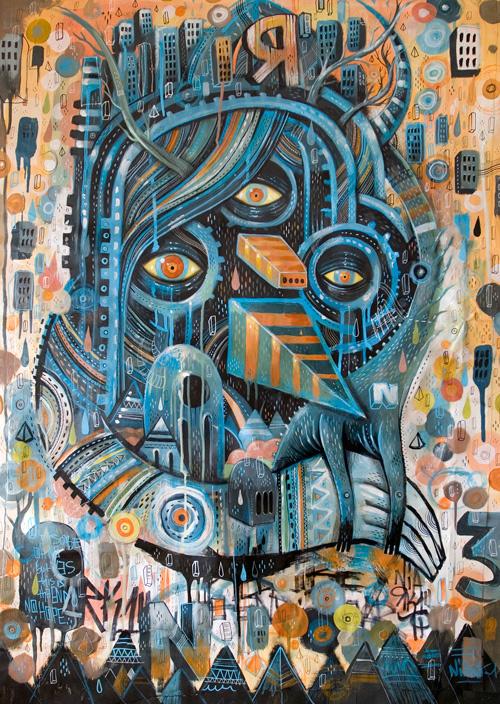 art blog - Niark1 Sebastien Feraut - empty kingdom