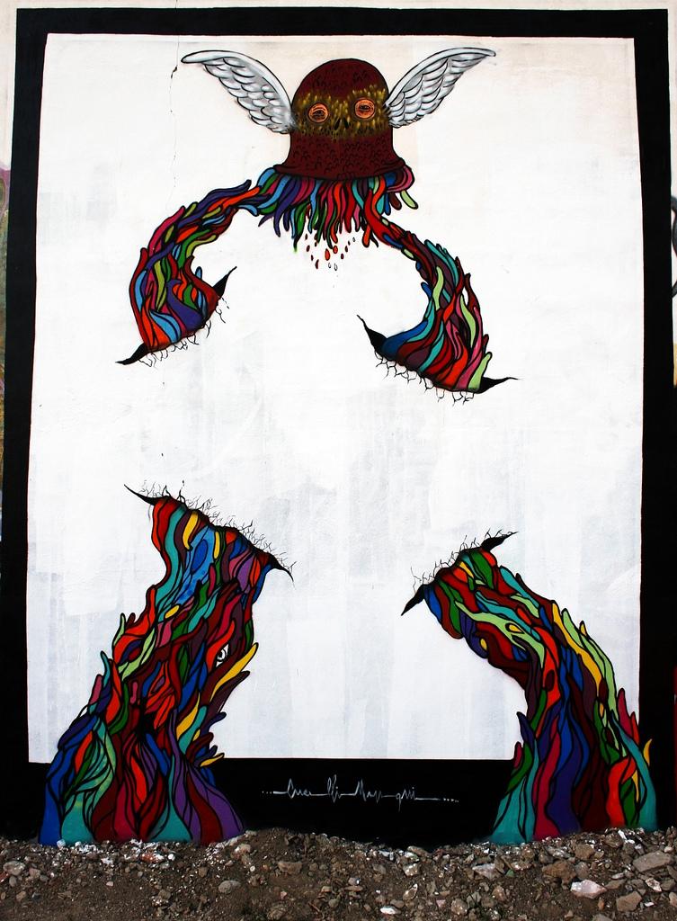 art blog - Cuellimangui - Empty Kingdom