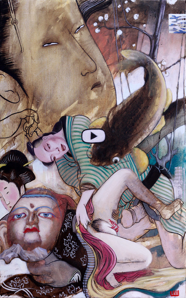 art blog - Wagner Willian - empty kingdom