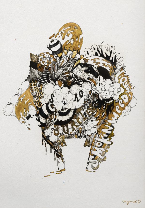 art blog - magomed dovjenko - empty kingdom