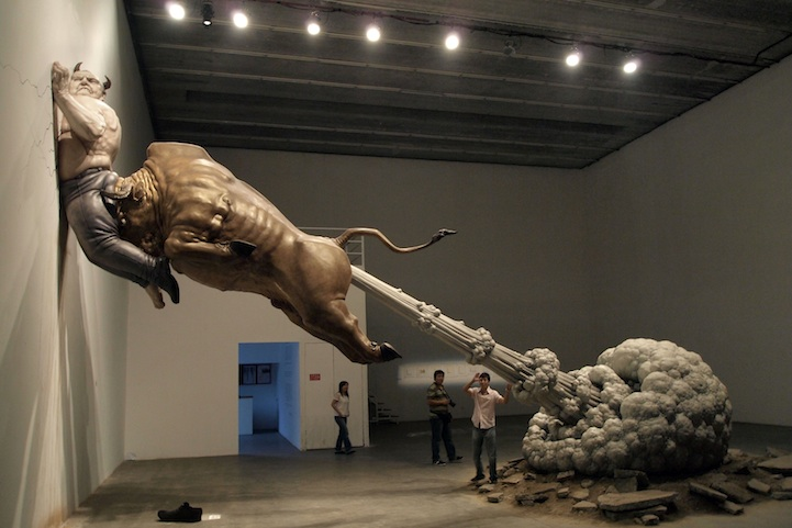 art blog - Chen Wenling - empty kingdom top 100