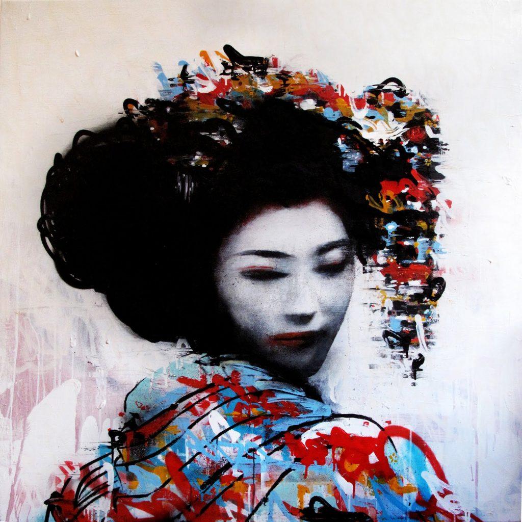 art blog - Hush - empty kingdom top 100