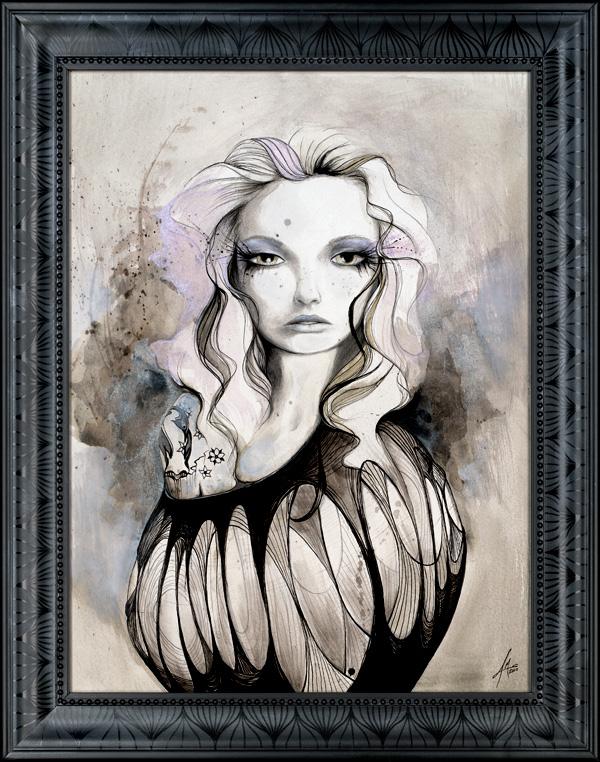 art blog Jennifer Springman - Empty Kingdom