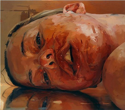 art blog - Jenny Saville - empty kingdom top 100