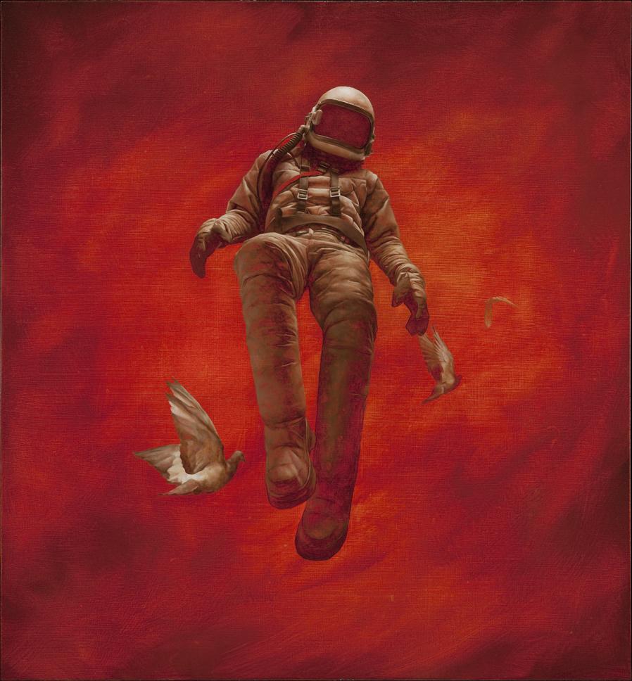 art blog - Jeremy Geddes - empty kingdom top 100
