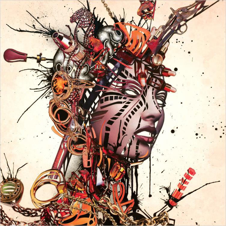 art blog - Debra Hampton - empty kingdom