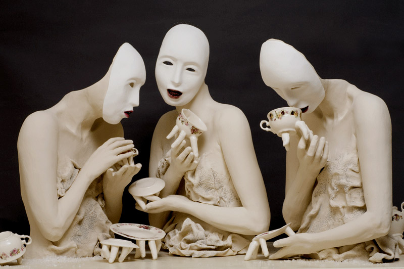 art blog - Ronit Baranga - empty kingom top 100