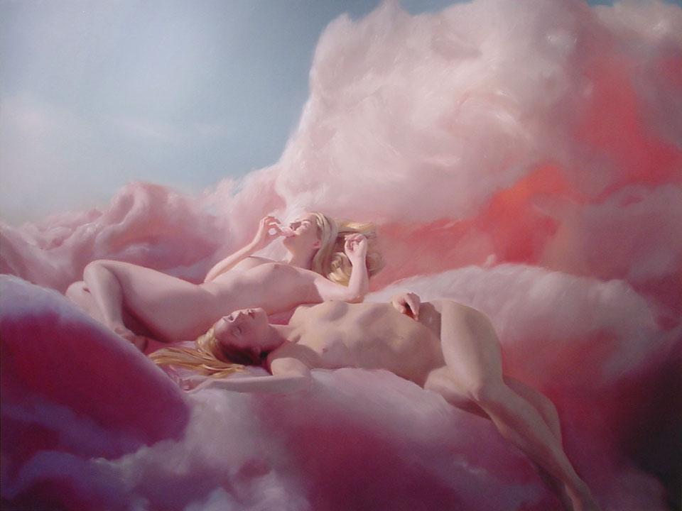 art blog - Will Cotton - empty kingdom top 100