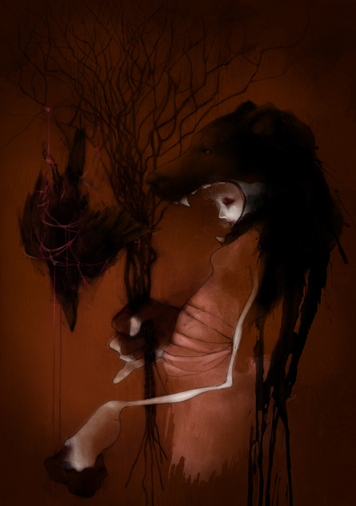 art blog - Craww - Empty Kingdom