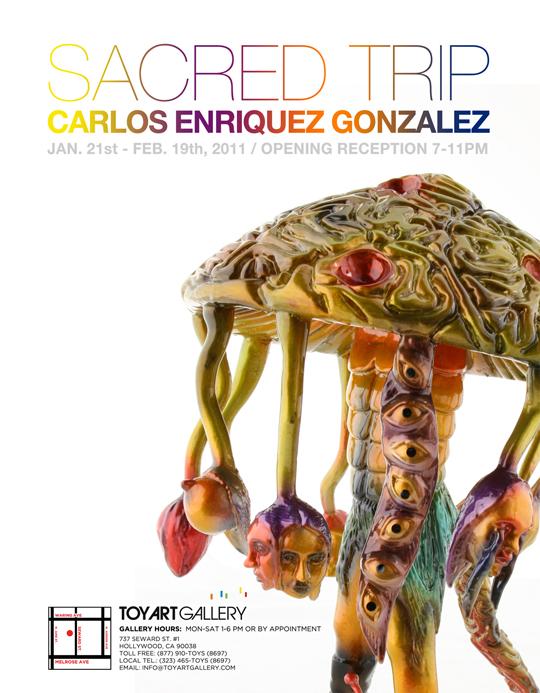 art blog - Carlos Enriquez Gonzalez - empty kingdom