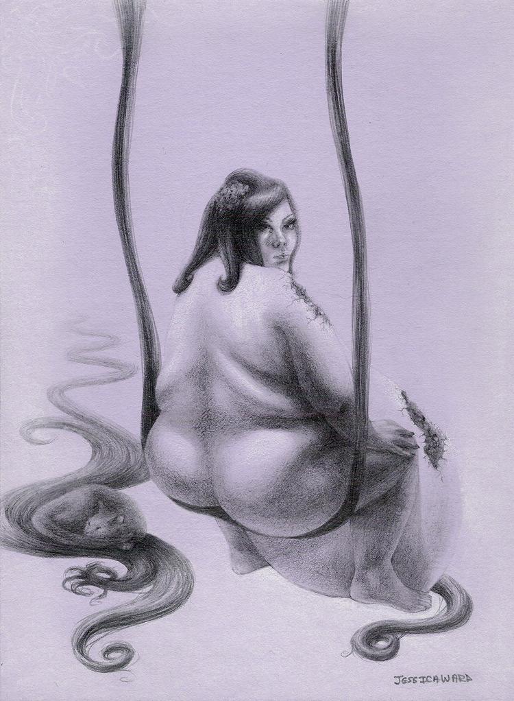 art blog - Jessica Ward - empty kingdom