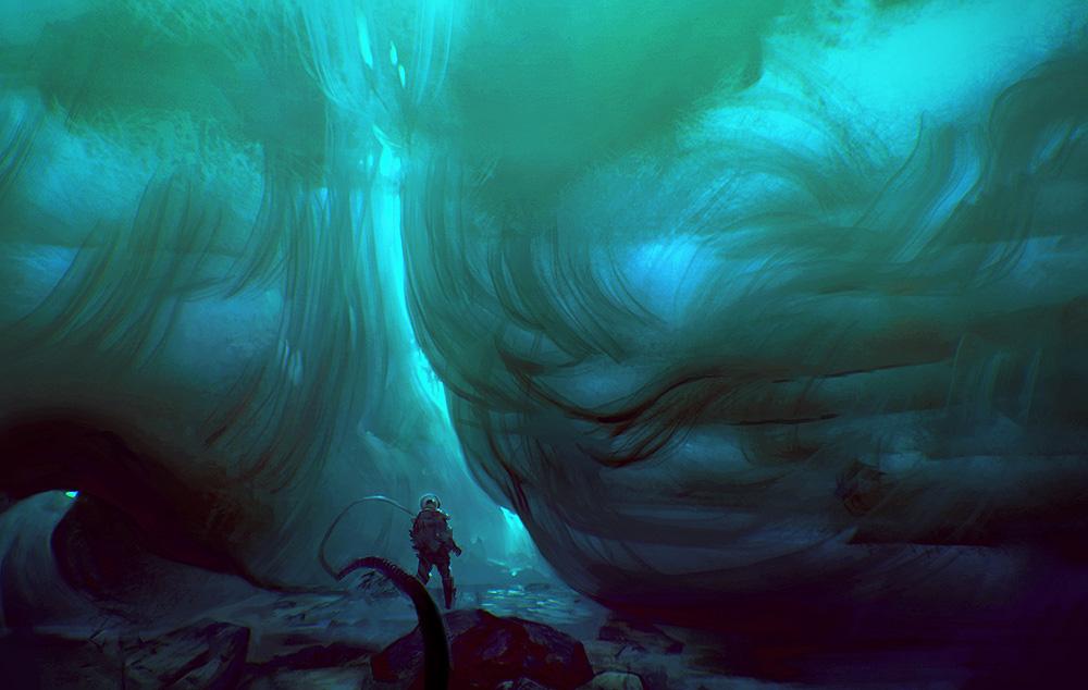 art blog - Thomas Scholes - Empty Kingdom