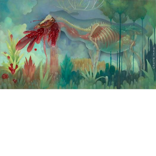 art blog - Charlie Immer - Empty Kingdom