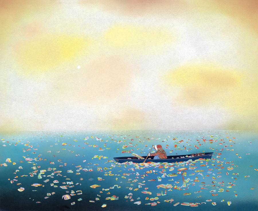 art blog - Rachell Sumpter - Empty Kingdom