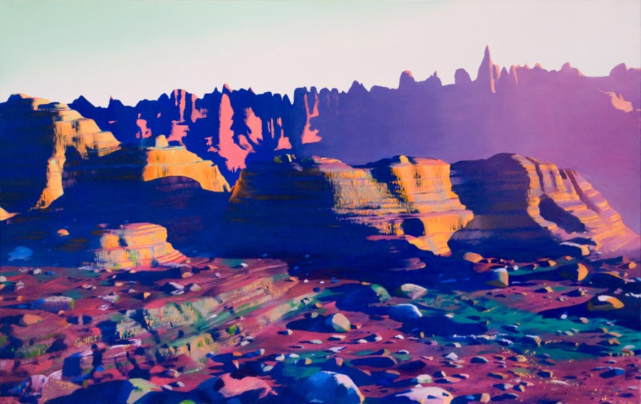 art blog - Jonathan Zawada - empty kingdom