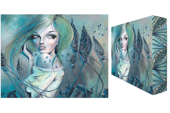 art blog - Jennifer Springman - Empty Kingdom