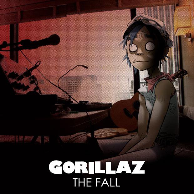 art blog - gorillaz - empty kingdom
