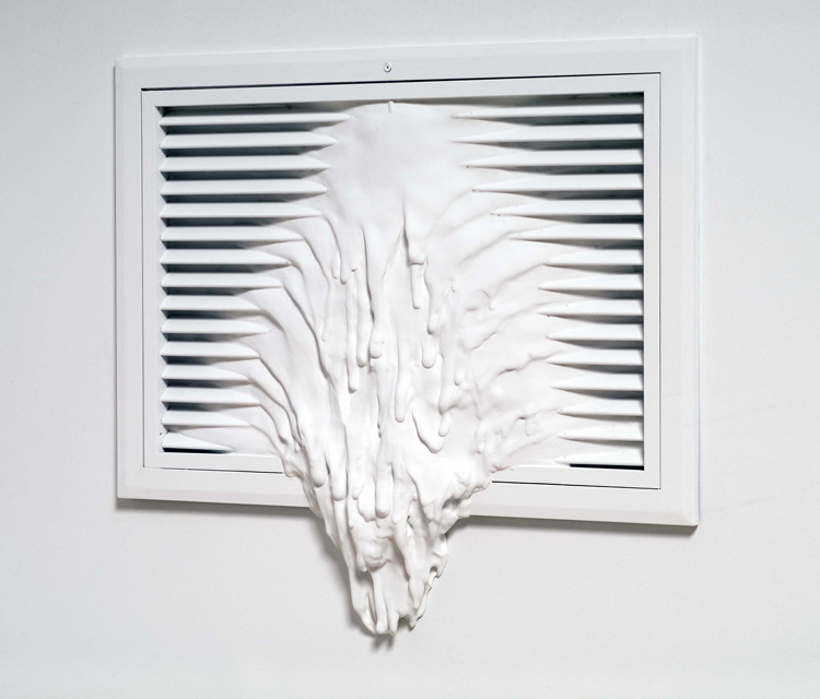 art blog - Daniel Arsham - empty kingdom