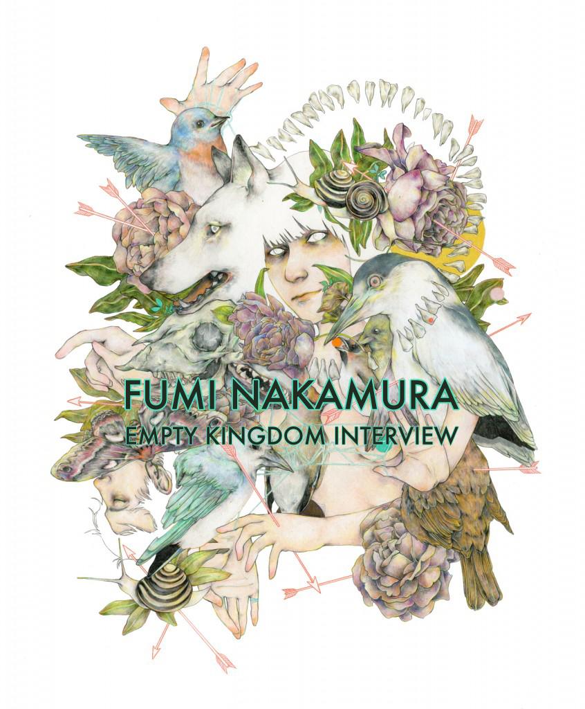 art blog - Fumi Nakamura - empty kingdom