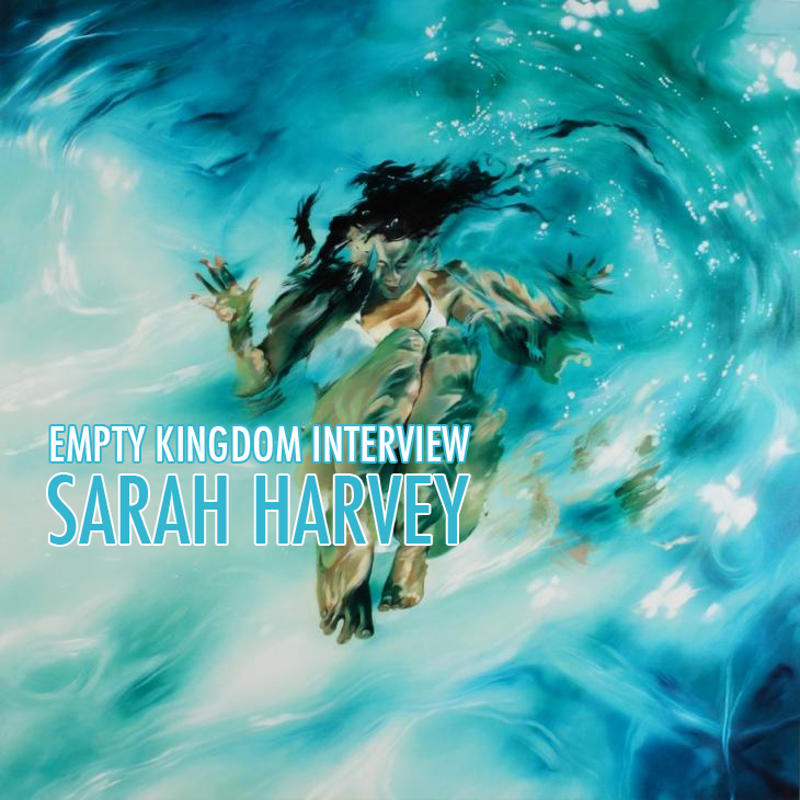 art blog - Sarah Harvey - empty kingdom