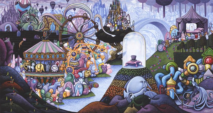 art blog - nathan spoor - empty kingdom