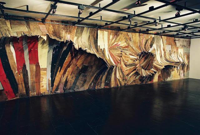 art blog - Henrique Oliveira - empty kingdom