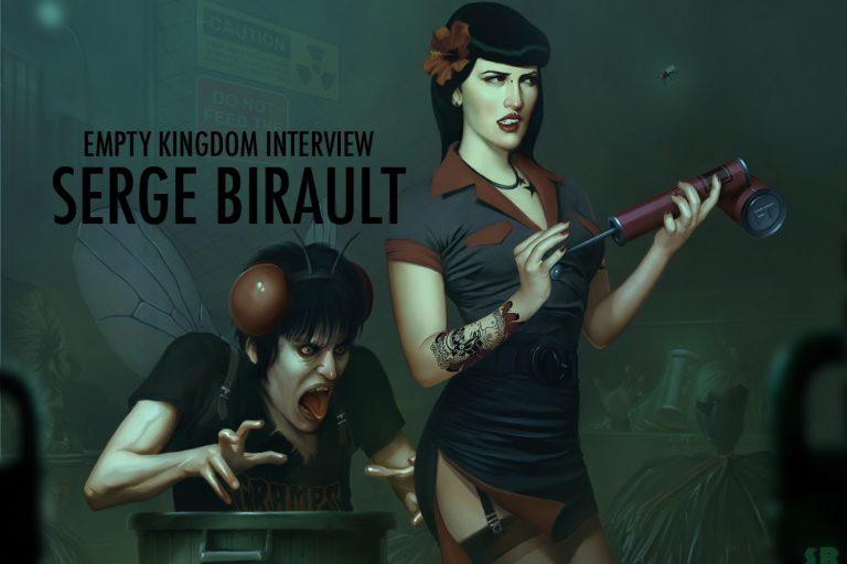 art blog - serge birault - empty kingdom