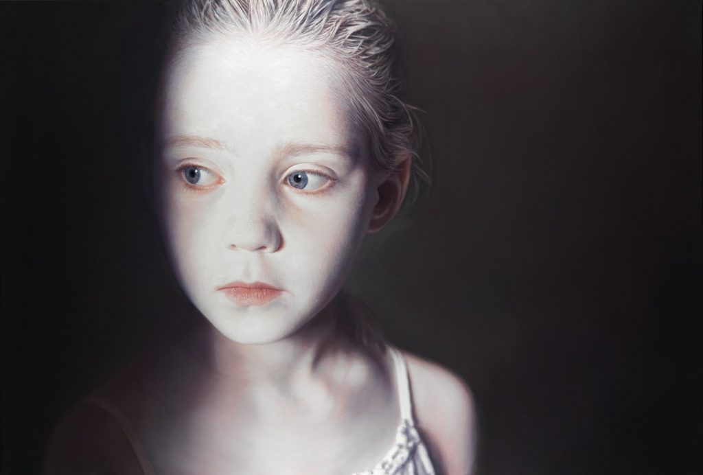 art blog - Gottfried Helnwein - empty kingdom