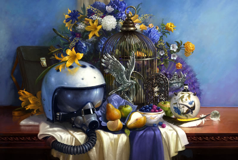art blog - Geliografic - empty kingdom