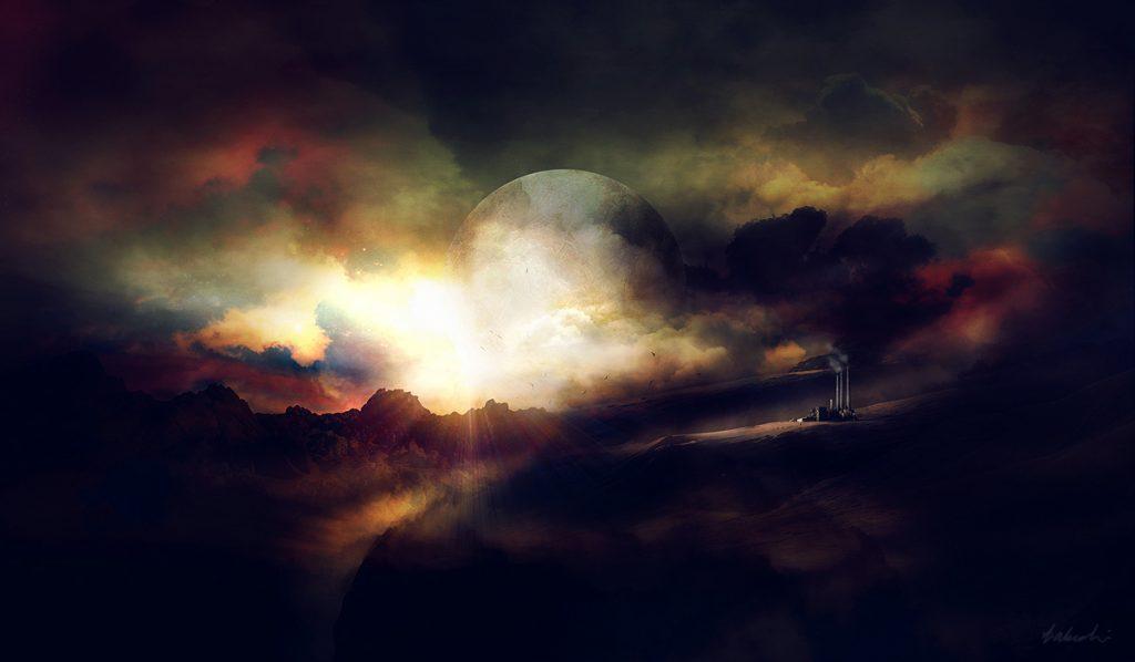 art blog - Emeric Trahand - Empty Kingdom