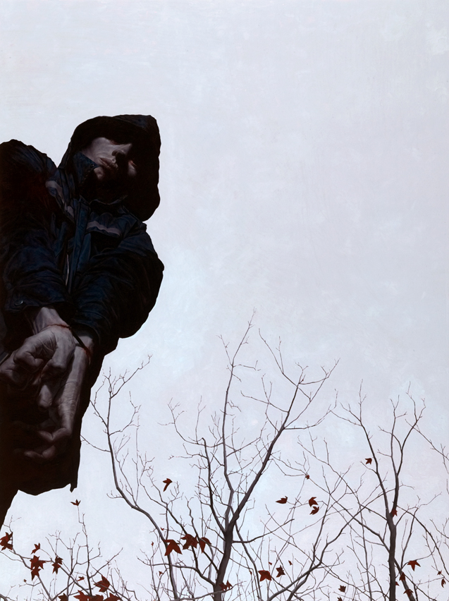 art blog - Jeremy Geddes - Empty Kingdom