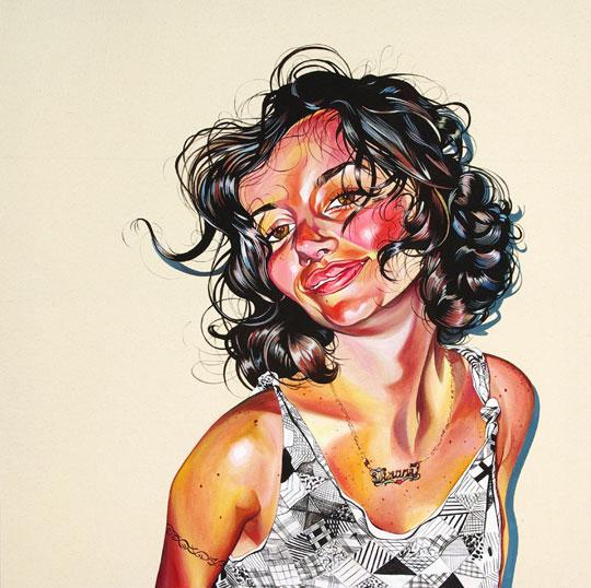 art blog - Leah Tinari - empty kingdom