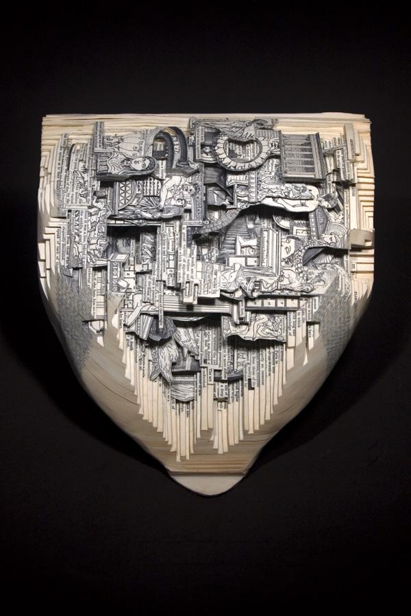 art blog - Brian Dettmer - empty kingdom