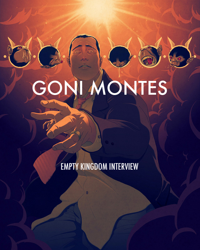 art blog - Goñi Montes - empty kingdom