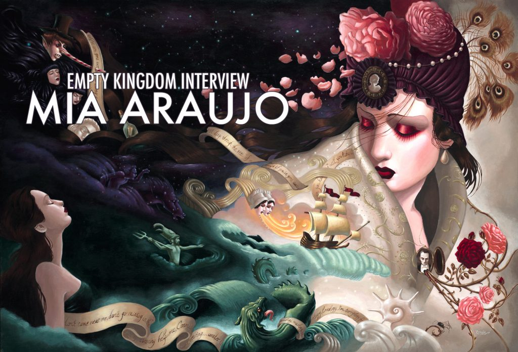 art blog - Mia Araujo - empty kingdom
