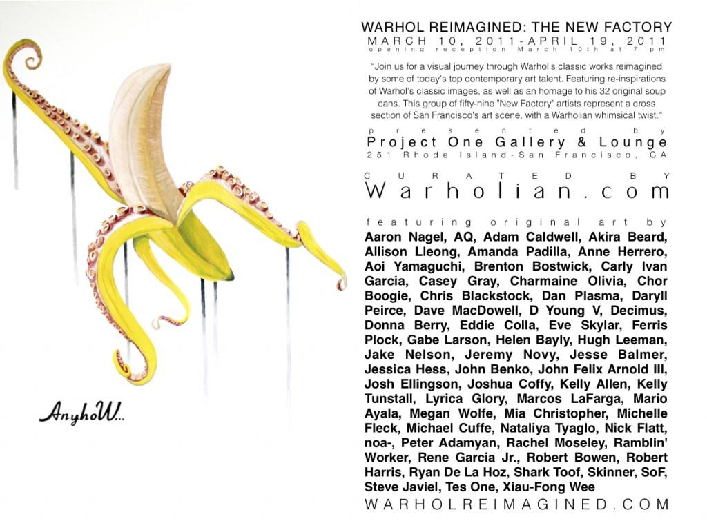 art blog - warhol reimagined - empty kingdom