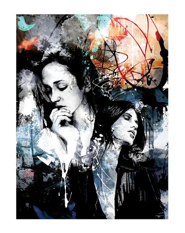 art blog - Josh Miels - empty kingdom