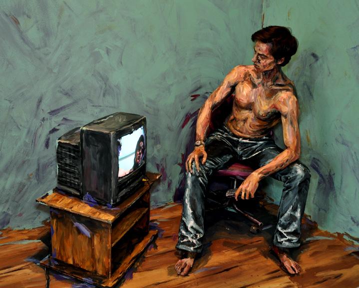 art blog - Alexa Meade - Empty Kingdom