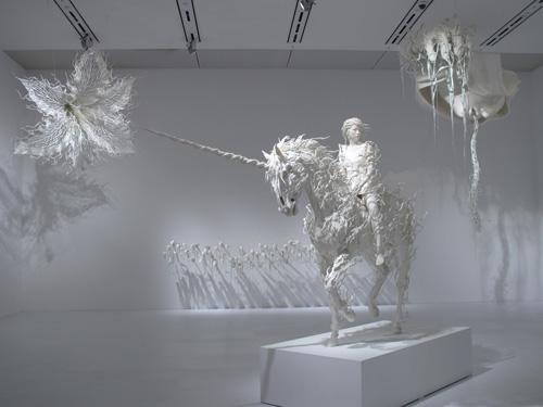 art blog - Motohiko Odani - empty kingdom