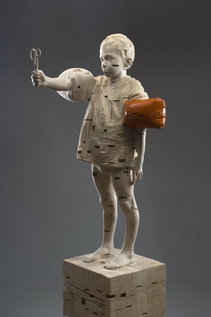 art blog - Gehard Demetz - Empty Kingdom
