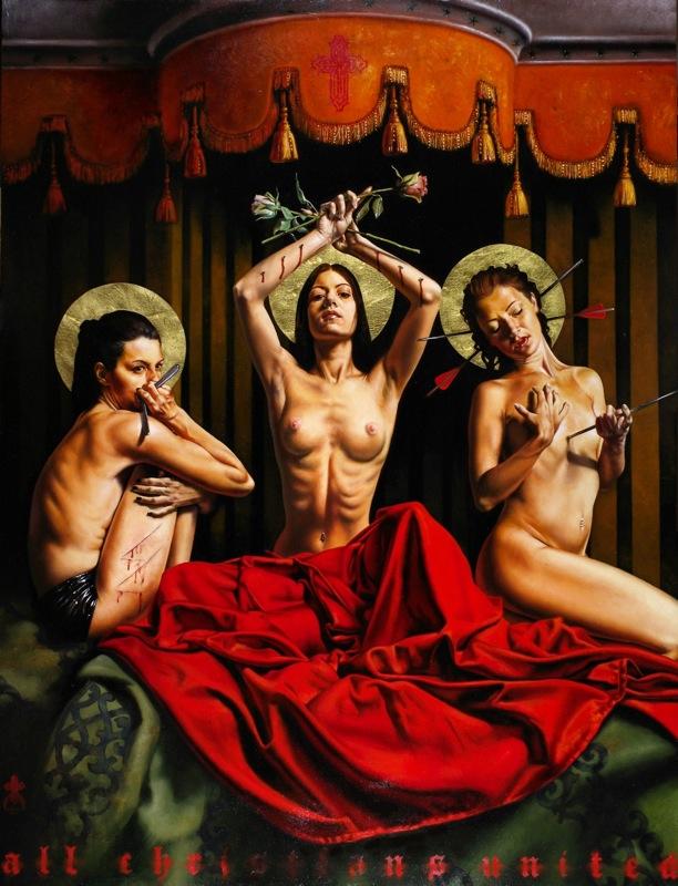 art blog - Saturno Buttò - empty kingdom