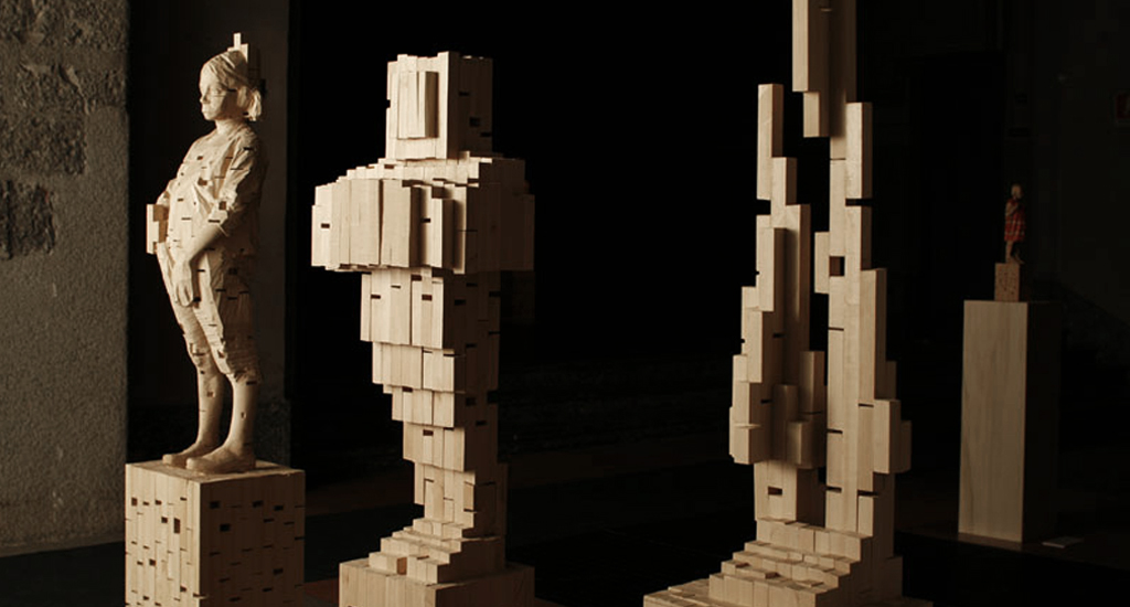 art blog - Gehard Demetz - empty kingdom