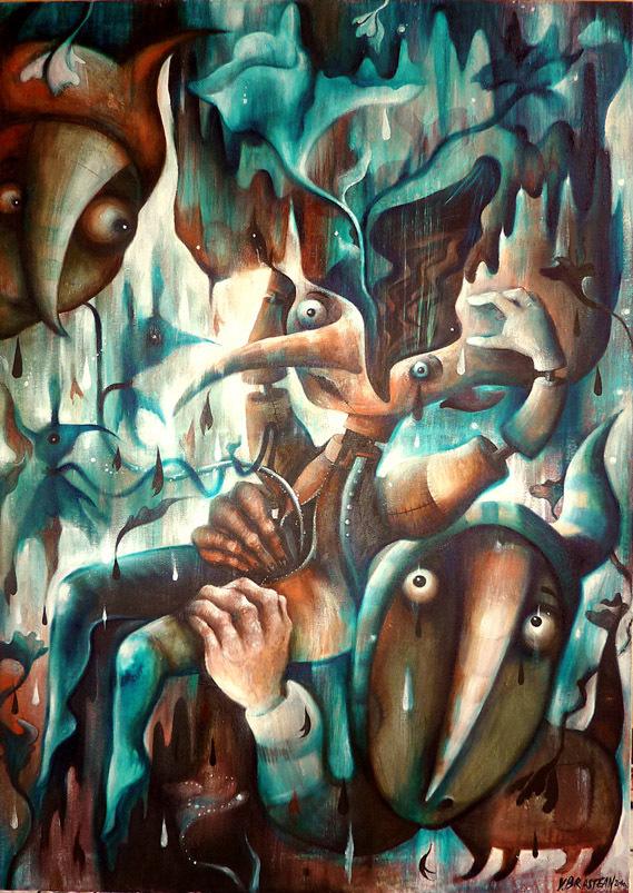 art blog - Valentina Brostean - empty kingdom