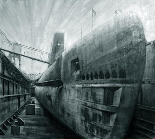 art blog - Emilio Valerio D'Ospina - empty kingdom