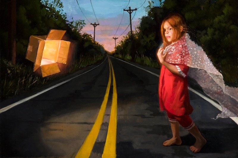 art blog - Stephen Cefalo - empty kingdom