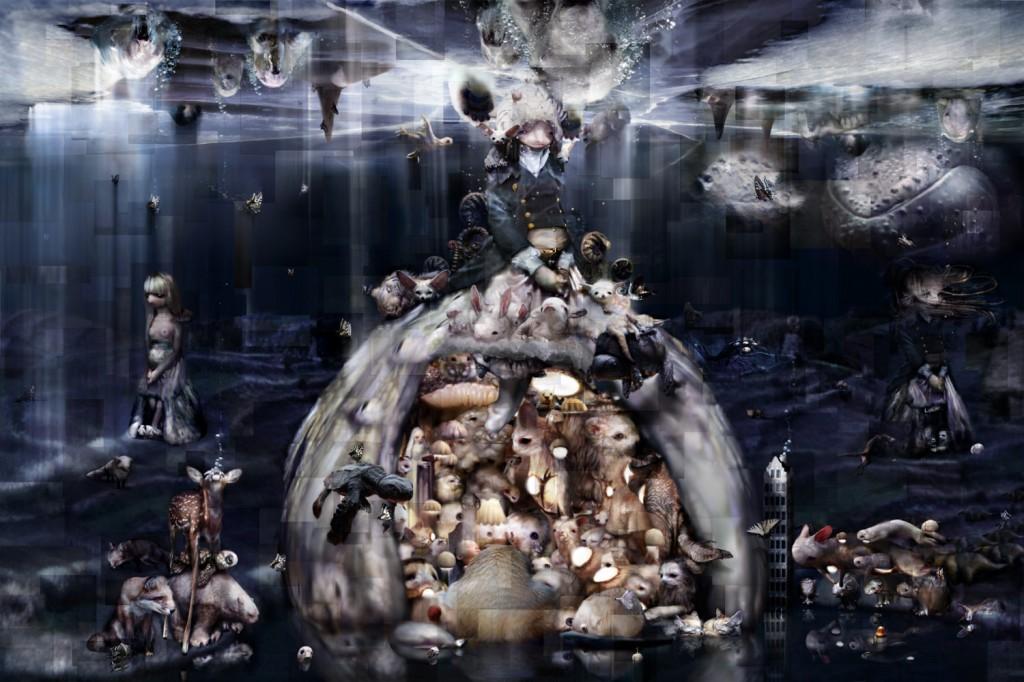 art blog - Chris Berens - empty kingdom