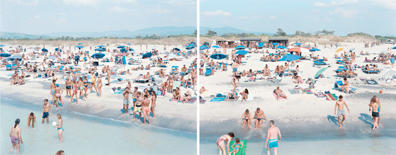 art blog - Massimo Vitali - empty kingdom