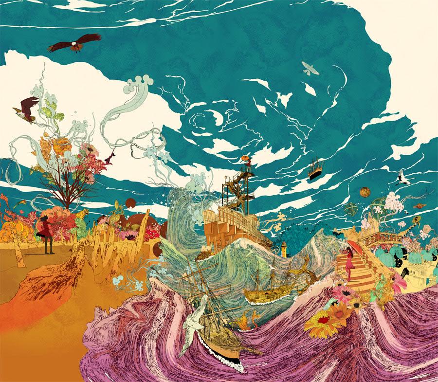 art blog - Shan Jiang - empty kingdom
