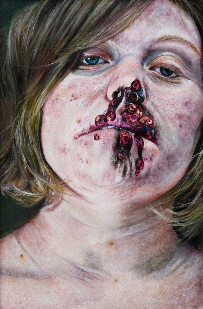 art blog - Amanda Elizabeth Joseph - empty kingdom